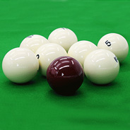 bolas de pyramid snooker