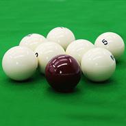 bolas de pyramid snooker